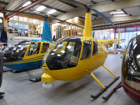 Aircraft for Sale in UK, Bucks, United Kingdom (EGLM): 2005 Robinson R-44 NewsCopter