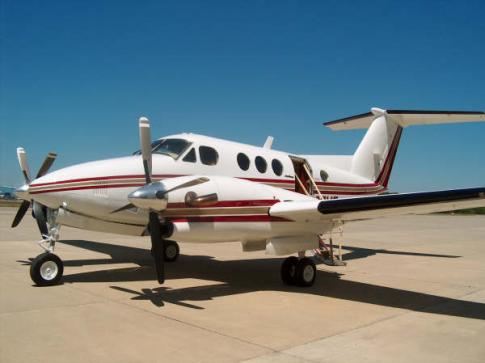 Aircraft for Sale in Orlando, Florida, United States (KMCO): 1980 Beech F90 King Air