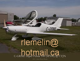 Aircraft for Sale in sherbrooke, Quebec, Canada (cysc): 2011 Aero Designs Super Pulsar 100