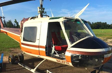 1963 Bell 205/UH-1B Iroquois (Huey) for Sale in DeKalb, Illinois, United States