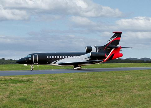 Aircraft for Sale in Brazil: 2012 Dassault 7X Falcon