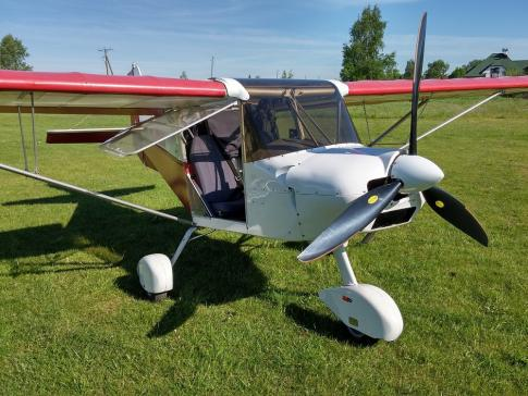Aircraft for Sale in Jelgava, Latvia: 2008 Best Off SkyRanger V Max