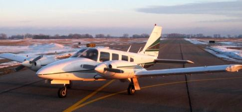 1975 Piper PA-34 Seneca II for Sale in Minnesota, United States