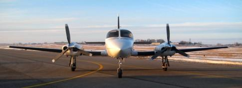 1981 Cessna 421C Golden Eagle for Sale in Minnesota, United States