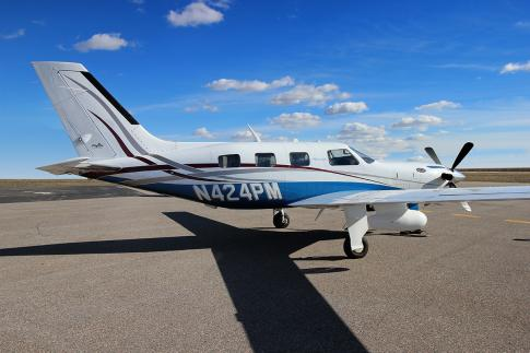 Aircraft for Sale in United States: 2007 Piper PA-46-500TP Malibu Meridian