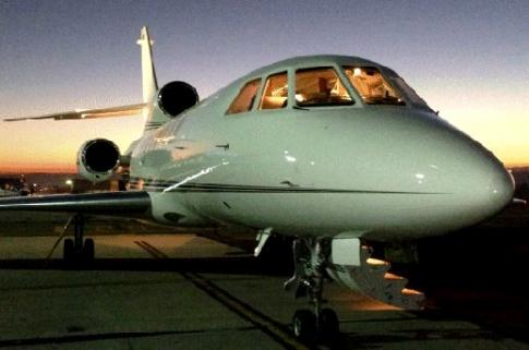 Aircraft for Sale in United States: 1993 Dassault 50 Falcon