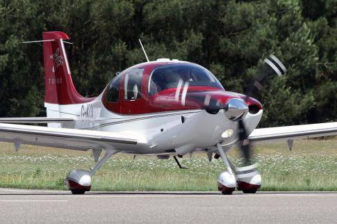 Aircraft for Sale in United Kingdom (EGTB): 2009 Cirrus SR-22G3 GTS Turbo