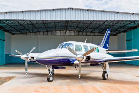 Aircraft for Sale in Londrina, Parana, Brazil: 1977 Piper PA-31-325 Navajo C/R