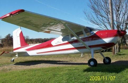 Aircraft for Sale in wellston, Oklahoma, United States (43ok): 1955 Cessna 180 Skywagon