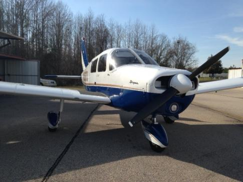 Aircraft for Sale/ Swap/ Trade in Raleigh, North Carolina, United States: 1977 Piper PA-28-140 Cherokee Cruiser