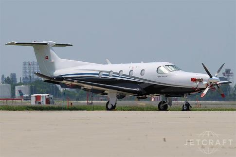 Aircraft for Sale in United States: 1995 Pilatus PC-12