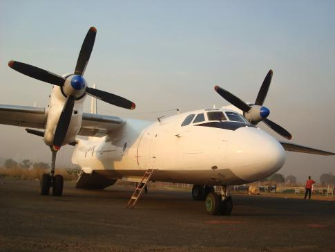 Aircraft for Sale in Armenia: 1990 Antonov An-32B Cline