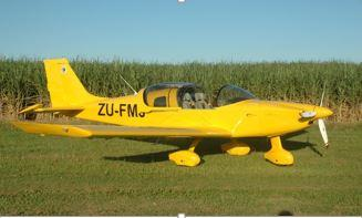 Aircraft for Sale in South Africa: 2011 The Airplane Factory Sling 2