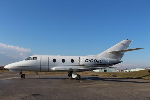 1982 Dassault 10 Falcon for Sale in London, Ontario, Canada (CYXU)