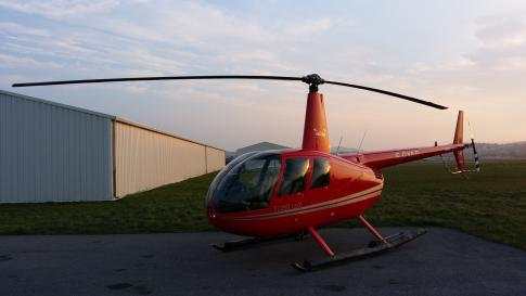 Aircraft for Sale in Annecy, Haute Savoie, France (LFLP): 2007 Robinson R-44 Clipper II
