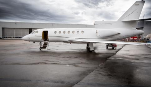 1987 Dassault 50 Falcon for Sale in Geneva, Switzerland