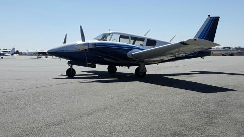Aircraft for Sale in Atlanta, Georgia, United States (CNI): 1966 Piper PA-30 Twin Comanche