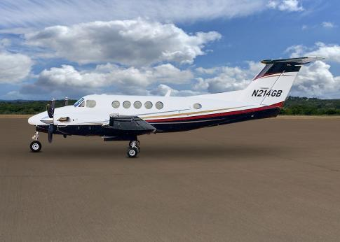 Aircraft for Sale in Texas, United States: 1999 Beech B200 King Air