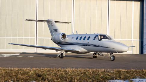 Aircraft for Sale in Germany: 2004 Cessna 525 Citation CJ1
