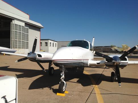 Aircraft for Sale in Mesa, Arizona, United States (KFFZ): 1975 Cessna 310R