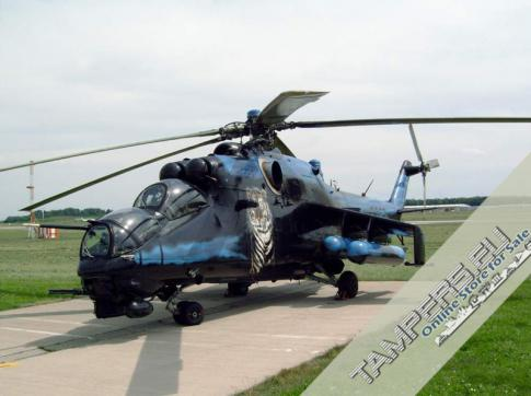 2016 Mil MI-24 for Sale in BG, Bulgaria