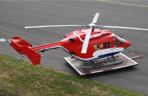 1999 Eurocopter BK 117C1 for Sale in Germany