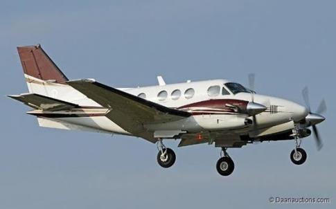 2007 Beech King Air for Auction in Amsterdam, Netherlands