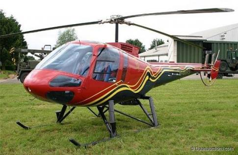 Aircraft for Auction in Amsterdam, Netherlands: 1999 Enstrom F-480B
