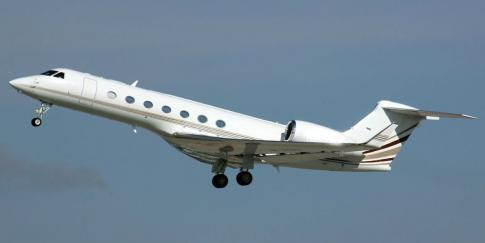 Aircraft for Sale in Moscow, Russia: 2011 Gulfstream G550