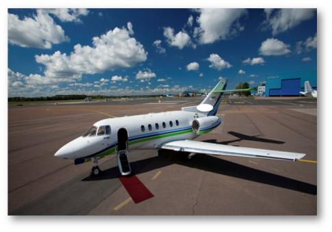 Aircraft for Sale in Moscow, Russia: 2009 Hawker Siddeley 750