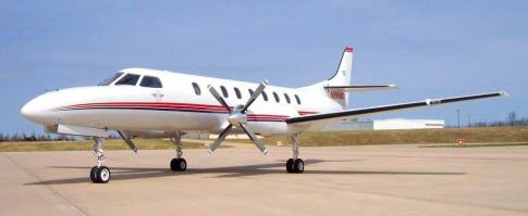 1982 Fairchild Swearingen SA227-AT Merlin IVC for Sale in Pensacola, Florida, United States