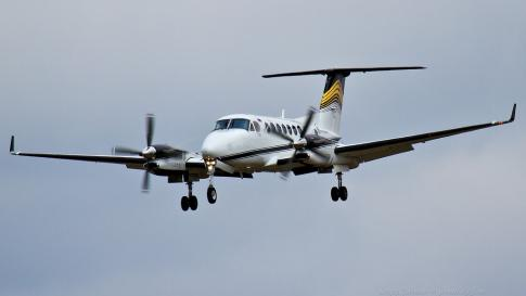 Aircraft for Sale in Moscow, Russia: 2010 Beech King Air