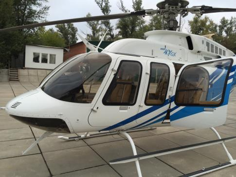 Aircraft for Sale in Ukraine: 2012 Bell 407