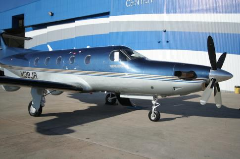 Aircraft for Sale in Texas, United States: 2008 Pilatus PC-12 NG