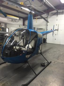 Aircraft for Sale in Lexington, Alabama, United States: 1990 Robinson R-22 Beta