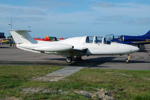 Aircraft for Sale in Groningen, Netherlands: 1962 Morane-Saulnier MS.760 Paris Jet