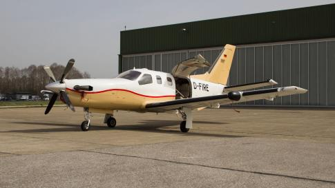 1998 Socata TBM-700B for Sale in Germany