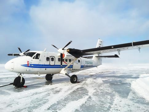 Aircraft for Sale in Goose Bay, Newfoundland and Labrador, Canada: 1975 de Havilland DHC-6-300 Twin Otter