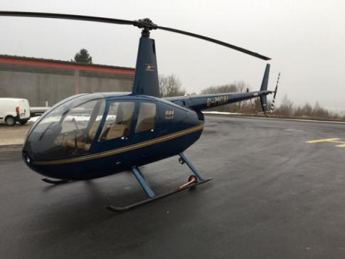2004 Robinson R-44 Raven II for Sale in Germany