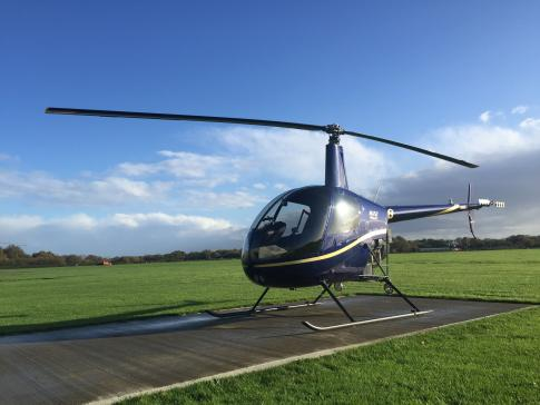 Aircraft for Sale/ Swap/ Trade in Denham, United Kingdom (EGLD): 1995 Robinson Beta