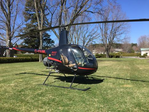 Aircraft for Sale in Lavaltrie, Quebec, Canada (CSG3): 1997 Robinson R-22 Beta II