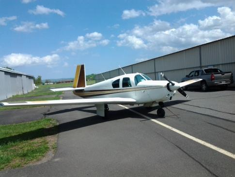 Aircraft for Sale in Front Royal, Virginia, United States (KFRR): 1960 Mooney M20A
