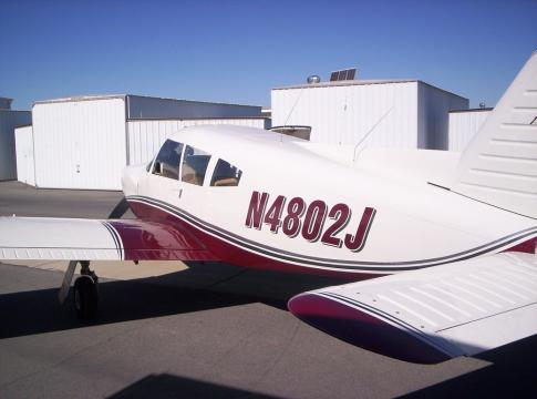 Aircraft for Sale in hemet, California, United States (hmt): 1968 Piper PA-28R Arrow