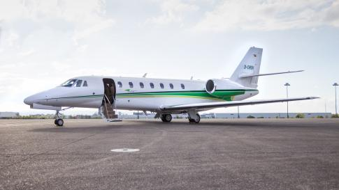 Aircraft for Sale in Germany: 2012 Cessna 680 Citation Sovereign
