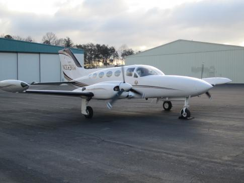 Aircraft for Sale in Pearland, Texas, United States (KLVJ): 1974 Cessna 421B Golden Eagle