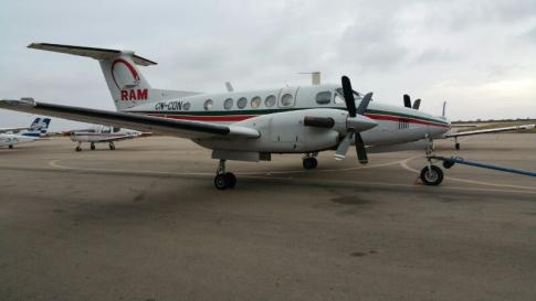 Aircraft for Sale in Morocco: 1980 Beech 200 King Air