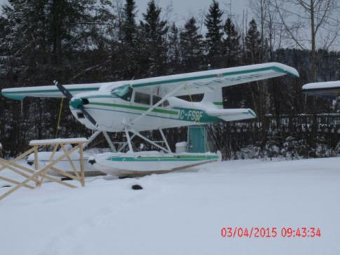 Aircraft for Sale in Quebec, Canada (CYRC): 1965 Cessna 180H Skywagon