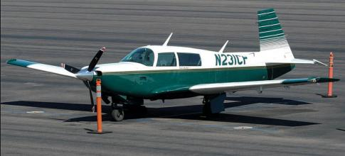 Aircraft for Sale/ Share in California, United States: 1979 Mooney M20K 231