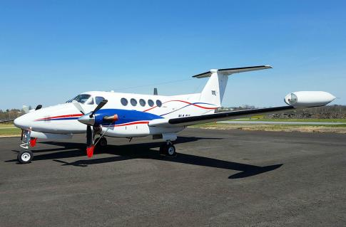 Aircraft for Sale in Virginia: 1980 Beech 200T - 1