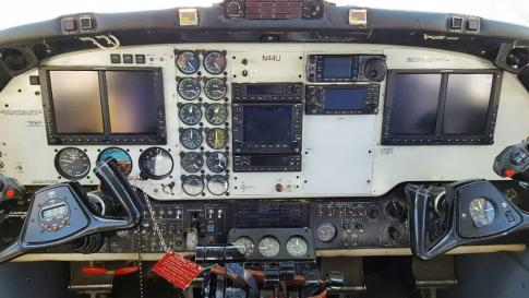 Aircraft for Sale in Virginia: 1980 Beech 200T - 2